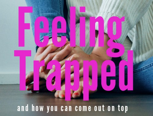 feeling-trapped