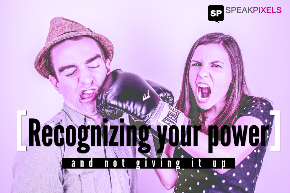 recognizing your power